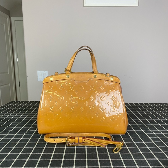 Louis Vuitton brea Shoulder Bag Satchel MM